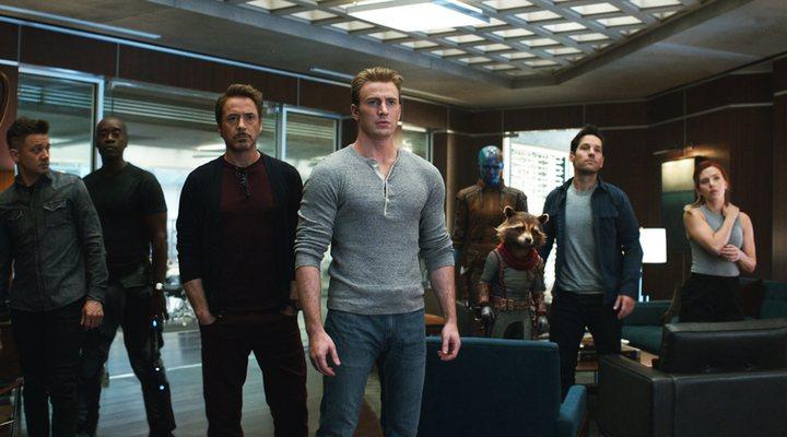 Los protagonistas de 'Vengadores: Endgame'