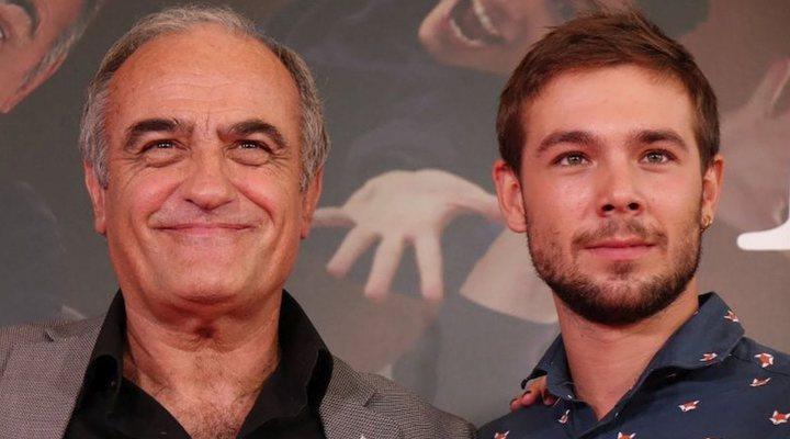 Francesc Orella y Carlos Cuevas