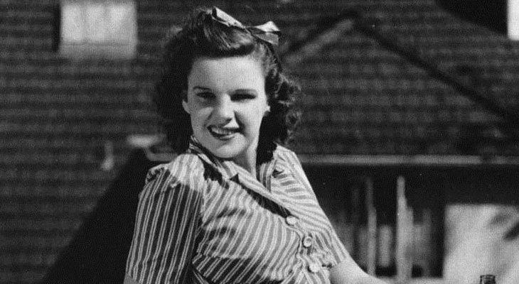 'Judy Garland'