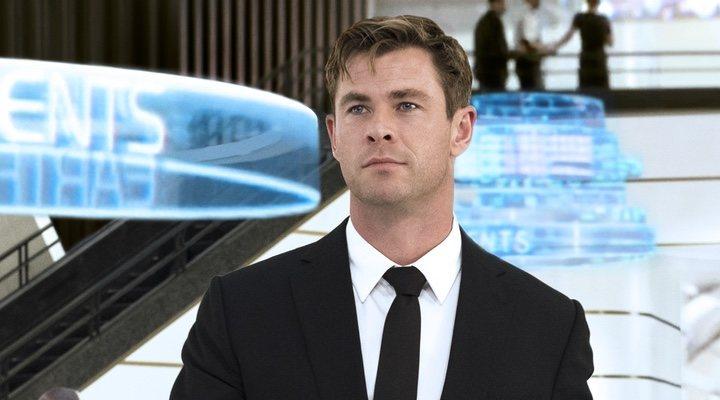 Chris Hemsworth en Men in Black: International (2019)