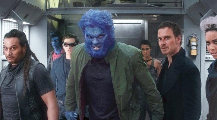 Nicholas Hoult en 'X-Men: Fénix Oscura'