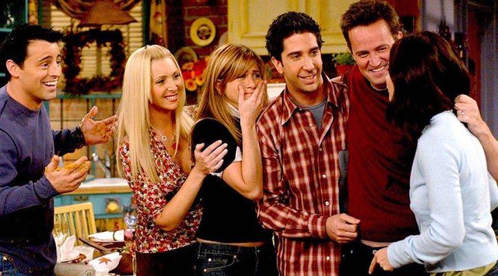 Fotograma 'Friends' temporada 10