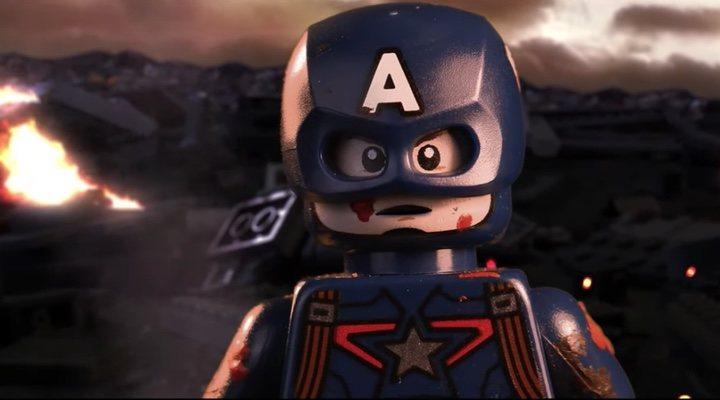 'Vengadores: Endgame' de Lego