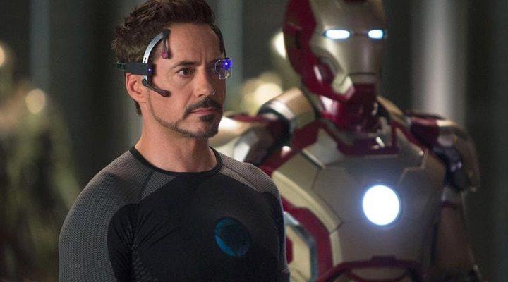 Robert Downey Jr ironman