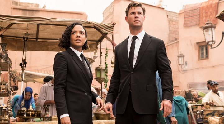 'Men in Black International'