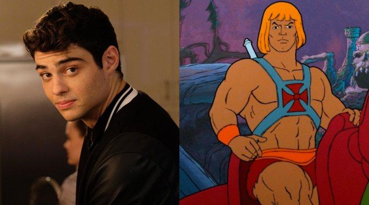Noah Centineo y He-Man
