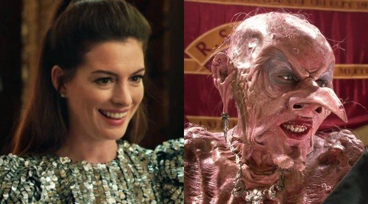 Anne Hathaway y 'La maldición de las brujas'
