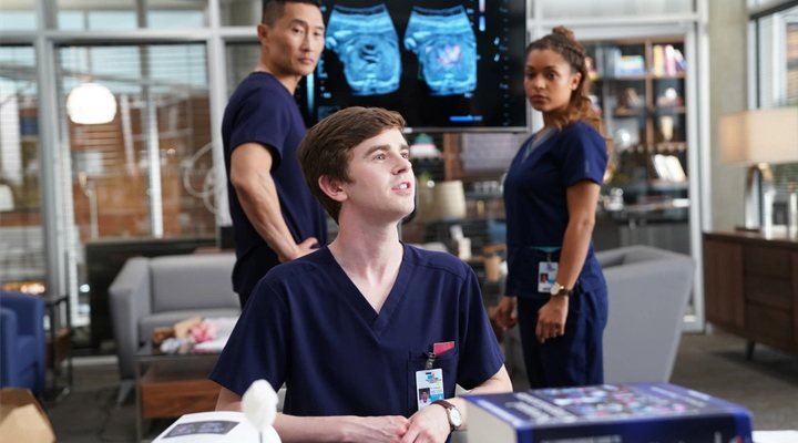 Fotograma segunda temporada 'The good Doctor'