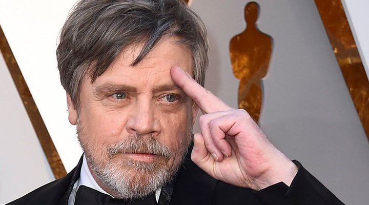 Mark Hamill Oscars