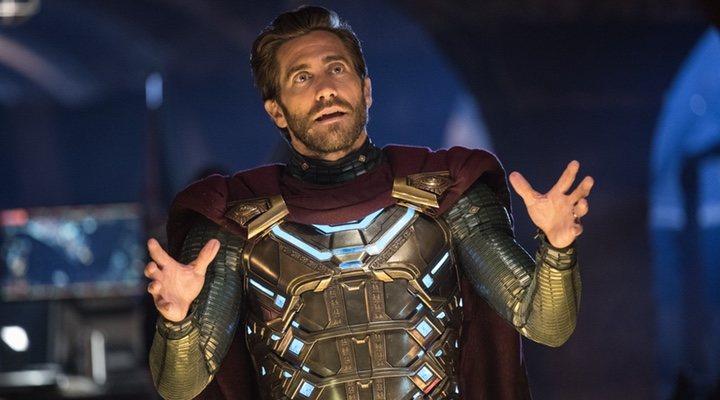 Jake Gyllenhaal en 'Spider-Man: Lejos de casa (2019)'