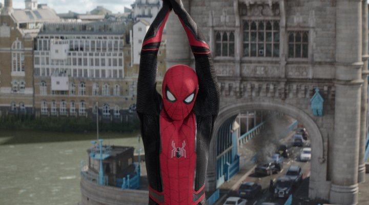 Fotograma de 'Spider-Man: Lejos de casa (2019)'