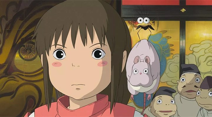 Fotograma 'El viaje de Chihiro'