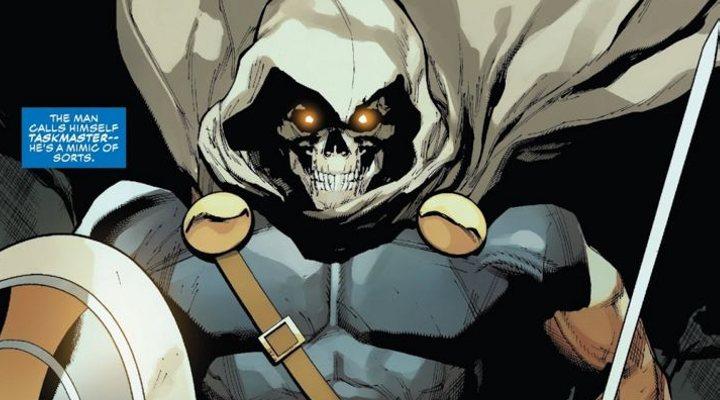 Taskmaster en los cómics