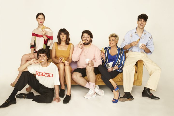 Todo el elenco de 'Paquita Salas' para la tercera temporada