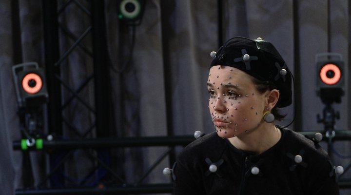 Ellen Page detrás de las cámaras de 'Beyond: Two Souls'