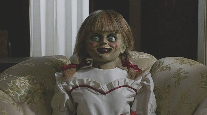'Annabelle vuelve a casa'