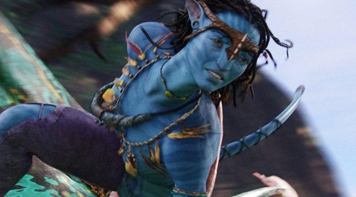 Zoe Saldana en 'Avatar'