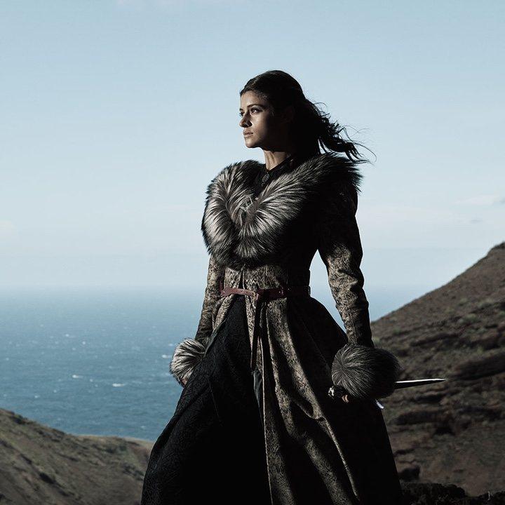 Anya Cholatra en 'The Witcher'