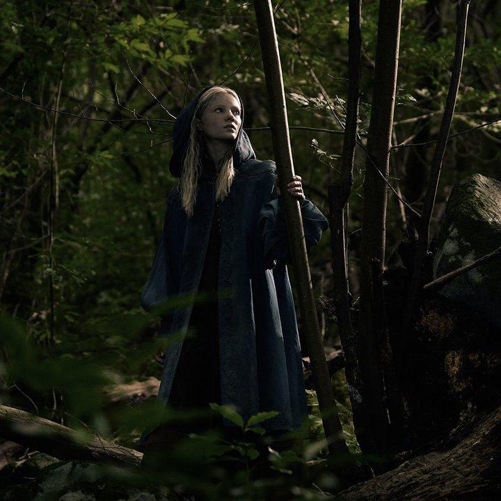 Freya Allan en 'The Witcher'