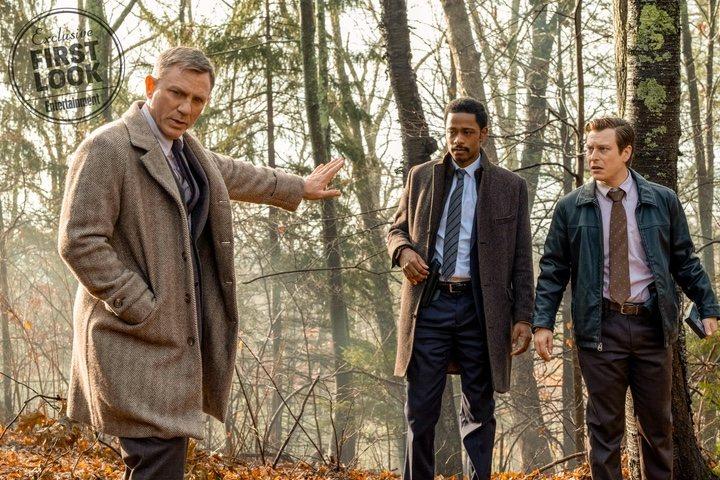 Primer tráiler de 'Knives Out', misterio de Rian Johnson con un reparto estelar liderado por Daniel Craig