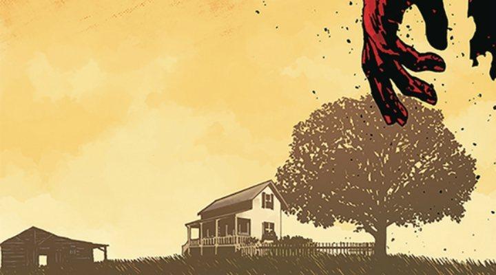 Portada del número 193 de 'The Walking Dead'
