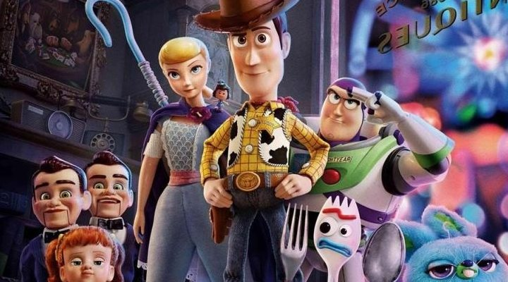 'Toy Story 4'