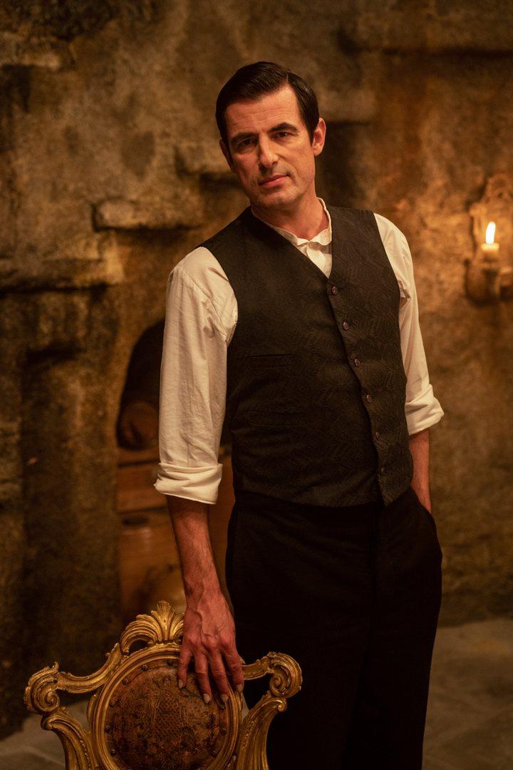 'Dracula' BBC/Netflix