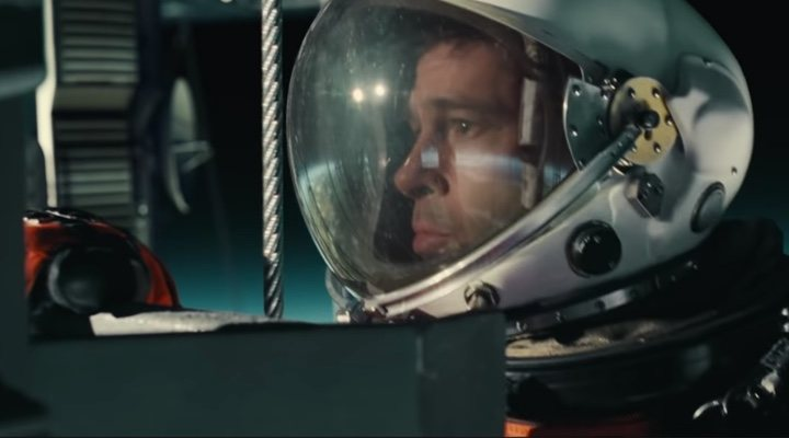 Brad Pitt en 'Érase una vez en... Hollywood'