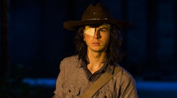 Chandler Riggs 'The Walking Dead'