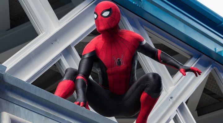 Imagen de 'Spider-Man: Far From Home'
