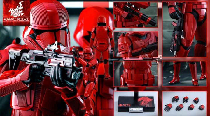 Nuevo stormtrooper que veremos en 'Star Wars: El ascenso de Skywalker'