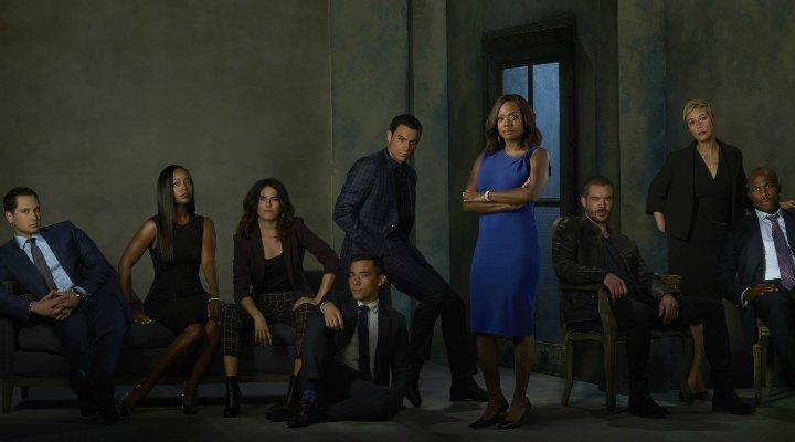 Imagen promocional de la quinta temporada de 'Cómo defender a un asesino'