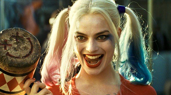 'Margot Robbie'