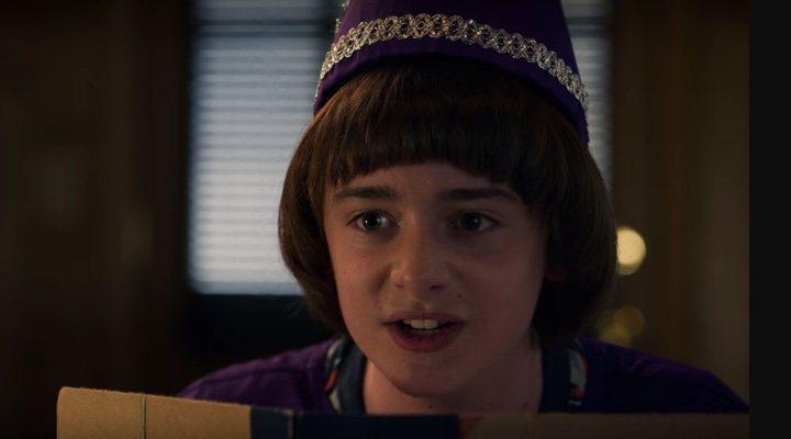 Will Byers en 'Stranger Things'