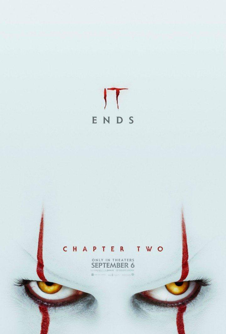 Nuevo poster de 'It - Capítulo 2'