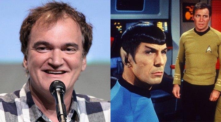 Quentin Tarantino y 'Star Trek'