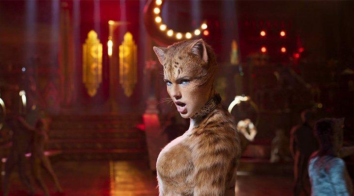 Taylor Swift en 'Cats'