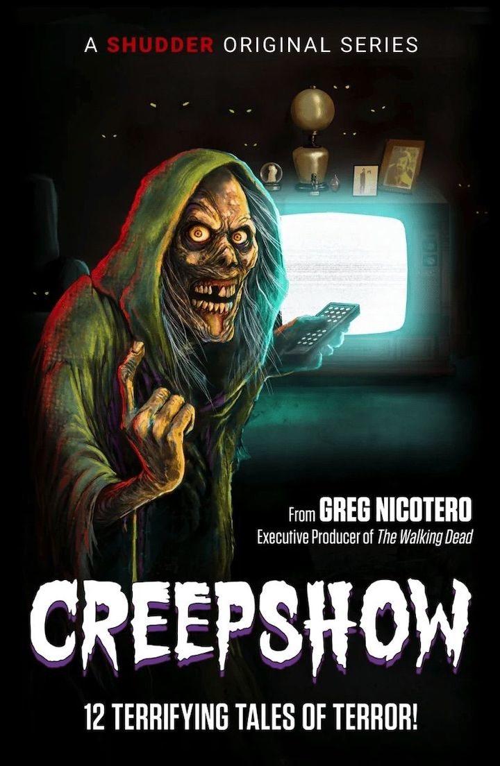Póster de 'Creepshow'