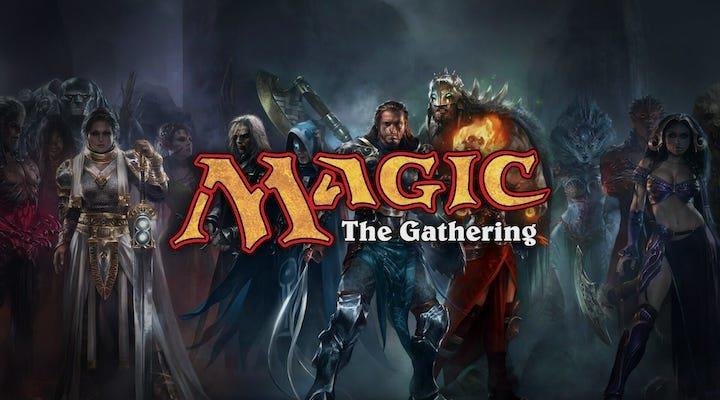 'Magic: The Gathering'