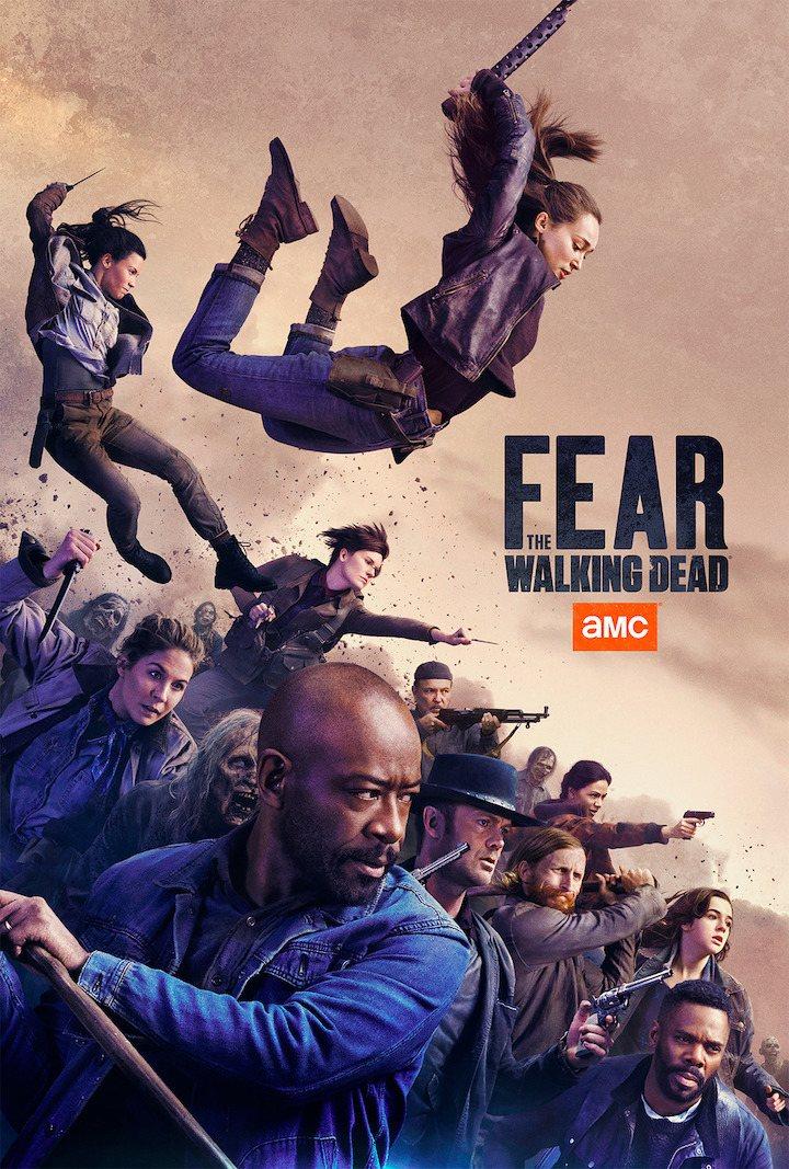 Póster 'Fear the Walking Dead'