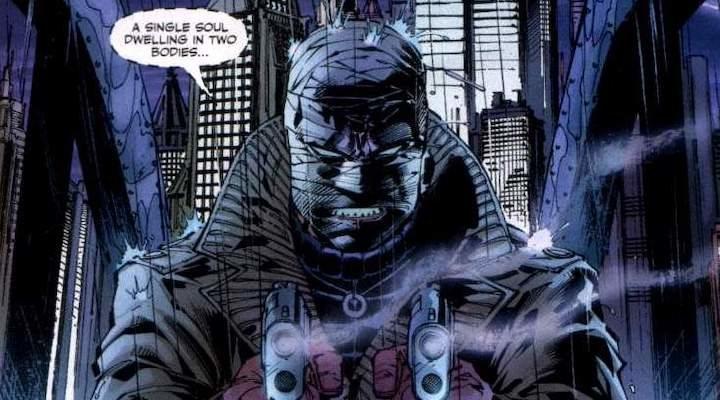 El villano de DC Silencio