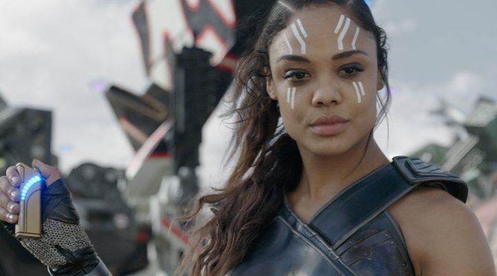 Valquiria en 'Thor: Ragnarok'