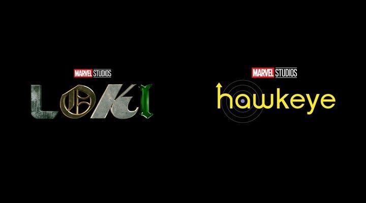 'Loki' y 'Hawkeye'