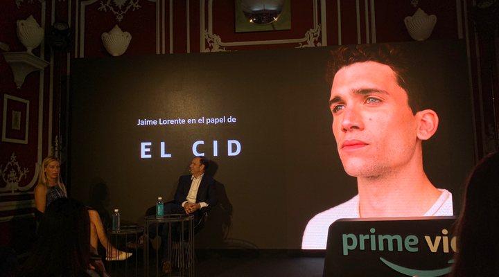 Jaime Lorente en 'El Cid'