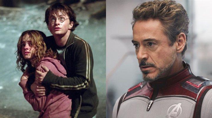 'Harry Potter y el prisionero de Azkaban' y 'Vengadores: Endgame'