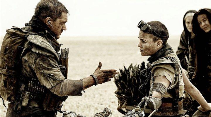 George Miller en 'Mad Max: Furia en la Carretera'