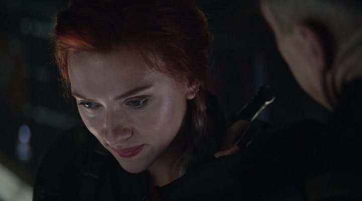 The Avengers Endgame The Reason Why The Black Widow Had