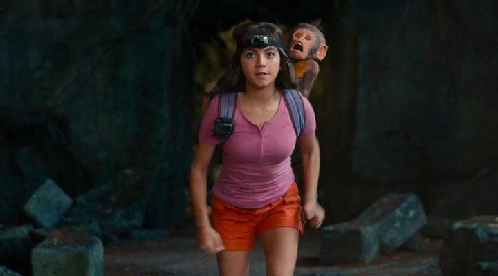 'Dora y la ciudad perdida'