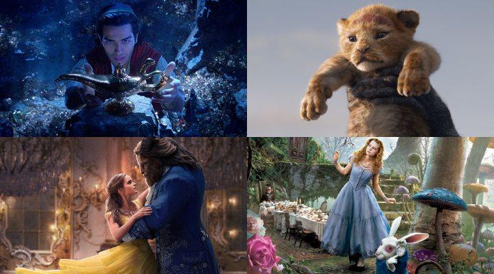 Remakes Disney