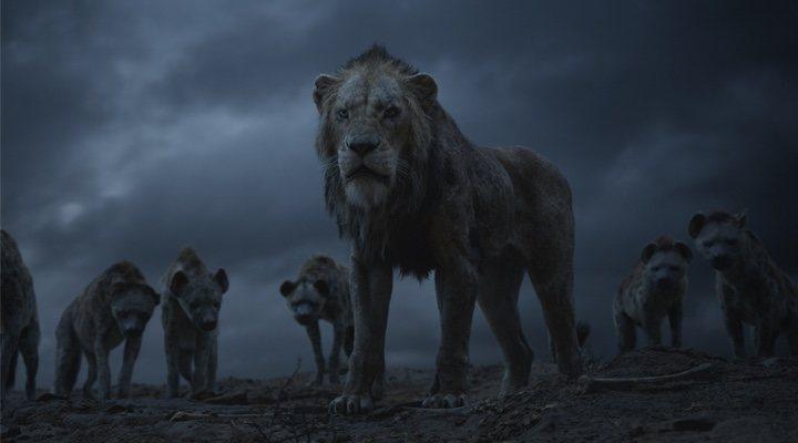 Scar en 'El Rey León'